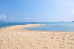 Παραλία και ακτή Στοκ Εικόνα