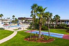 Παραλία κακάου, ΗΠΑ - 29 Απριλίου 2018: Το μοτέλ 6 στην παραλία κακάου, Φλώριδα, ΗΠΑ στοκ φωτογραφία με δικαίωμα ελεύθερης χρήσης