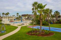 Παραλία κακάου, ΗΠΑ - 29 Απριλίου 2018: Το μοτέλ 6 στην παραλία κακάου, Φλώριδα, ΗΠΑ στοκ εικόνες με δικαίωμα ελεύθερης χρήσης