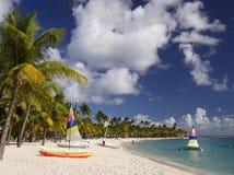 παραλία Καραϊβικές Θάλασσες στοκ εικόνες