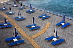 παραλία κενή στοκ φωτογραφίες με δικαίωμα ελεύθερης χρήσης