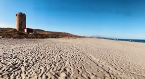 ` Παραλία Λα Torre ` στοκ εικόνες