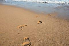 Παραλία Μεσογείων Στοκ Εικόνες