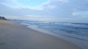 Παραλία ΝΕ Mui στοκ εικόνα