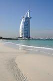 παραλία Ντουμπάι jumeirah στοκ φωτογραφία με δικαίωμα ελεύθερης χρήσης