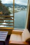 παραλία ξενοδοχείων condo Στοκ Εικόνες