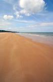 παραλία Ομάχα Στοκ φωτογραφία με δικαίωμα ελεύθερης χρήσης