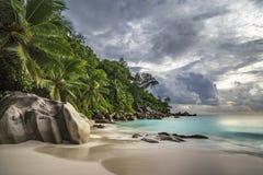 Παραλία παραδείσου στο anse Georgette, praslin, Σεϋχέλλες 8 Στοκ φωτογραφίες με δικαίωμα ελεύθερης χρήσης