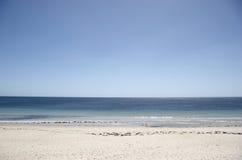 παραλία που εγκαταλείπεται Στοκ φωτογραφία με δικαίωμα ελεύθερης χρήσης