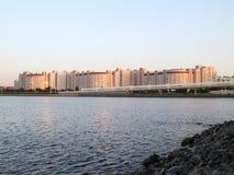 Παραλία πόλεων στοκ φωτογραφίες με δικαίωμα ελεύθερης χρήσης