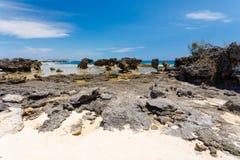 Παραλία σε Antsiranana, Diego Suarez, Μαδαγασκάρη Στοκ φωτογραφίες με δικαίωμα ελεύθερης χρήσης