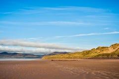 Παραλία στην Ιρλανδία Στοκ Φωτογραφίες