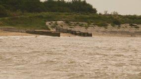 Παραλία στη δύση Mersea, Essex, Αγγλία 13 στοκ φωτογραφίες