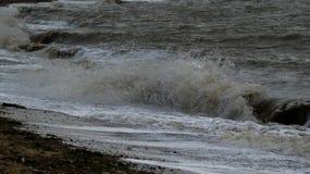 Παραλία στη δύση Mersea, Essex, Αγγλία 12 στοκ φωτογραφία