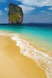παραλία Ταϊλάνδη τροπική Στοκ Φωτογραφίες