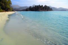 παραλία Ταϊλάνδη στοκ εικόνα με δικαίωμα ελεύθερης χρήσης