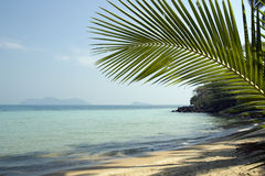 παραλία Ταϊλάνδη στοκ εικόνες με δικαίωμα ελεύθερης χρήσης