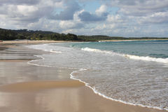 παραλία της Αυστραλίας Στοκ εικόνες με δικαίωμα ελεύθερης χρήσης