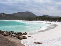 παραλία της Αυστραλίας Στοκ φωτογραφία με δικαίωμα ελεύθερης χρήσης