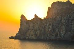 Παραλία της Κριμαίας Στοκ εικόνα με δικαίωμα ελεύθερης χρήσης
