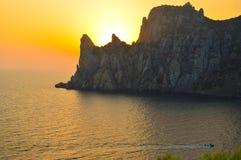 Παραλία της Κριμαίας Στοκ φωτογραφία με δικαίωμα ελεύθερης χρήσης