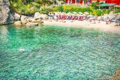 Παραλία της Πάργας στοκ εικόνες με δικαίωμα ελεύθερης χρήσης