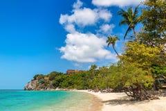 Παραλία της Leela στο νησί Phangan, στοκ εικόνες