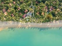 Παραλία της Mae Nam στοκ εικόνες με δικαίωμα ελεύθερης χρήσης