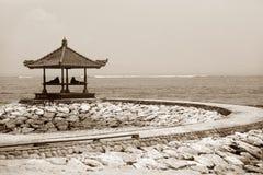 παραλία χαλάρωσης Στοκ Φωτογραφία