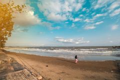 παραλία όμορφη στοκ φωτογραφίες με δικαίωμα ελεύθερης χρήσης