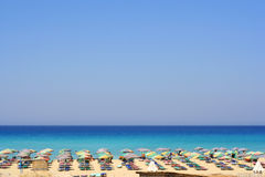 παραλία όμορφη στοκ εικόνες