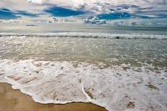 παραλία όμορφη Στοκ Φωτογραφία