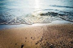 παραλία 3 Στοκ φωτογραφία με δικαίωμα ελεύθερης χρήσης