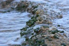 Παραλία Afytos, Ελλάδα Στοκ φωτογραφία με δικαίωμα ελεύθερης χρήσης
