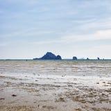 παραλία AO nang Στοκ εικόνες με δικαίωμα ελεύθερης χρήσης