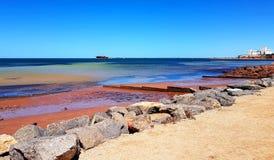 Παραλία Ardrossan, χερσόνησος Yorke Στοκ φωτογραφία με δικαίωμα ελεύθερης χρήσης