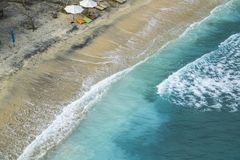 Παραλία Atuh, Nusa Penida, Μπαλί, Ινδονησία στοκ εικόνες