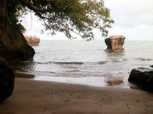 Παραλία Bolong Karang Στοκ Εικόνες