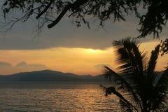Παραλία Chinburi στοκ φωτογραφία με δικαίωμα ελεύθερης χρήσης