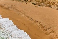 Παραλία DA Rocha Senhora Στοκ φωτογραφία με δικαίωμα ελεύθερης χρήσης