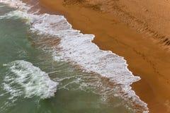 Παραλία DA Rocha Senhora Στοκ Εικόνες
