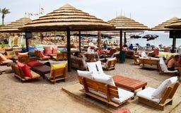 παραλία eilat Ισραήλ δημοτικό στοκ φωτογραφία με δικαίωμα ελεύθερης χρήσης