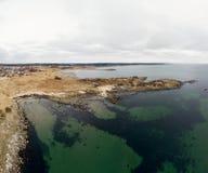 Παραλία Falkenberg Στοκ Εικόνα