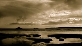 Παραλία Garryvoe Στοκ φωτογραφία με δικαίωμα ελεύθερης χρήσης