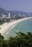 παραλία karon Ταϊλάνδη Στοκ Εικόνες