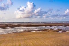 Παραλία Mandarmoni Στοκ εικόνες με δικαίωμα ελεύθερης χρήσης