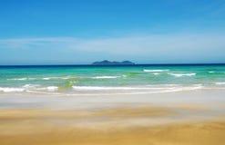 Παραλία Mendes καλπασμών στοκ εικόνα