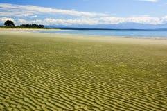 παραλία Nelson Στοκ εικόνα με δικαίωμα ελεύθερης χρήσης