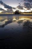 παραλία Newport Στοκ φωτογραφία με δικαίωμα ελεύθερης χρήσης