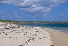παραλία orkney Στοκ Εικόνες